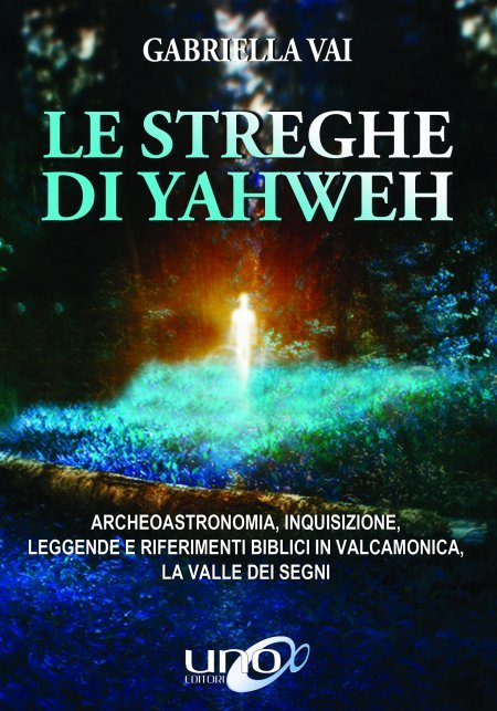 Le Streghe di Yahweh - Libro