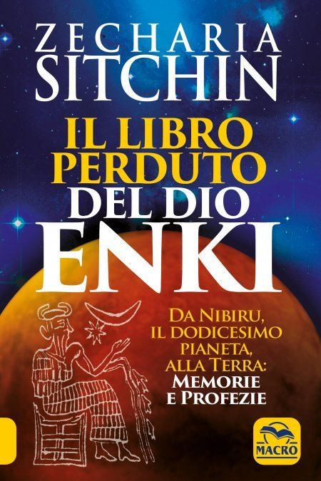Il Libro Perduto del Dio Enki - Libro