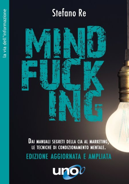 Mindfucking - Libro