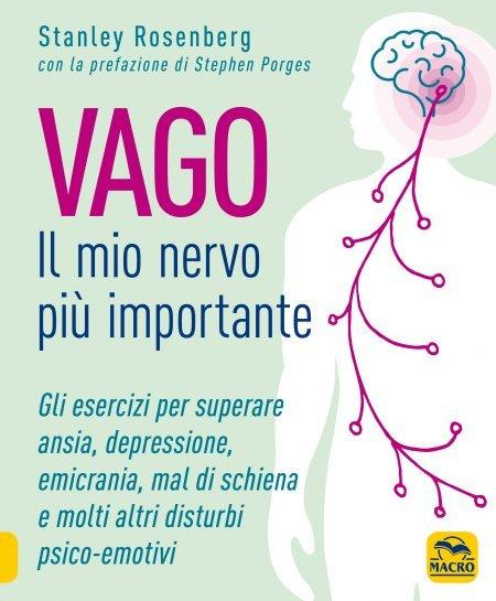 Vago - Il Mio Nervo più Importante - Libro