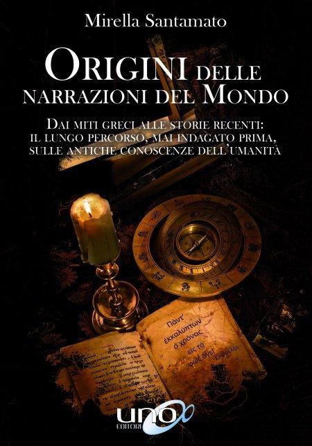 Origini delle Narrazioni del Mondo - Libro