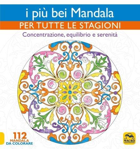 I Più bei Mandala per Tutte le Stagioni - Libro