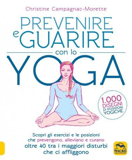 Prevenire e Guarire con lo Yoga - Libro