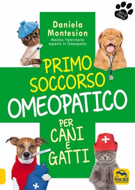Primo Soccorso Omeopatico per Cani e Gatti - Libro
