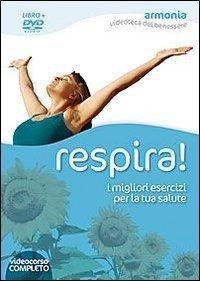 Respira! DVD USATO - Libro