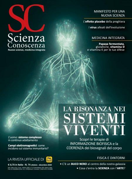 Scienza e Conoscenza - N.74 - La risonanza nei sistemi viventi - Ebook
