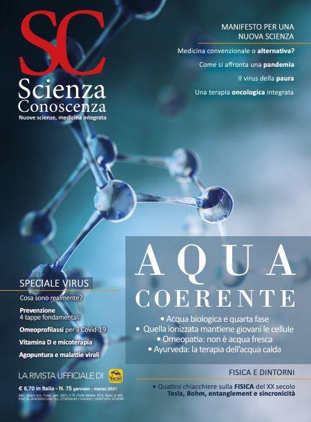 Scienza e Conoscenza - N.75 - Acqua Coerente - Ebook