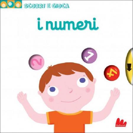 Scorri e Gioca - I Numeri - Libro