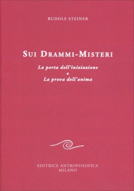 Sui Drammi-Misteri - Libro