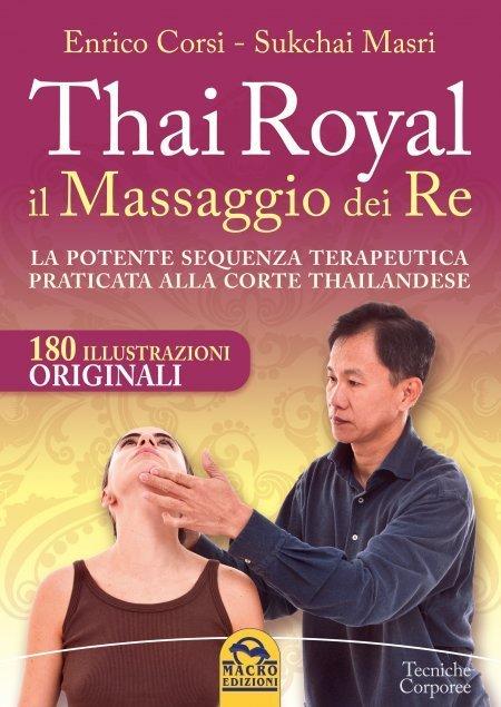 Thai Royal il Massaggio dei Re USATO - Libro